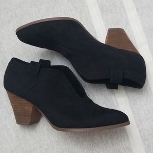 Charles by Charles David Black Bootie - Size 8